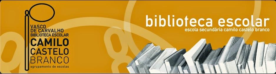 Biblioteca Vasco Carvalho - Agrupamento de Escolas Camilo Castelo Branco