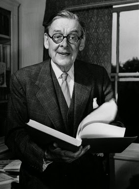 Photo of TS Eliot
