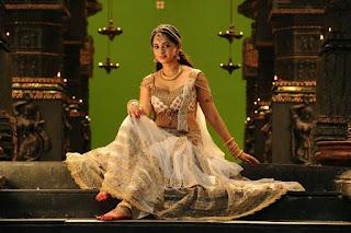 Anushka Shetty Rudramadevi
