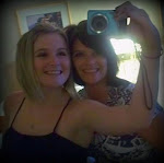 Maddy and Mama in Vegas 2011