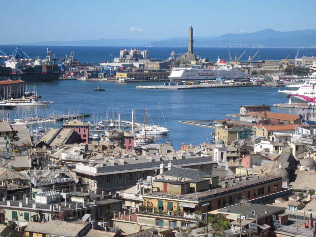 Top World Travel Destinations Genoa Italy