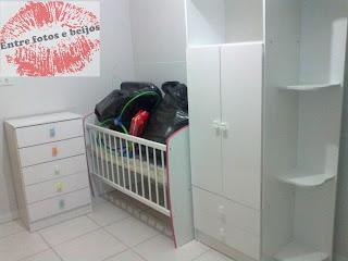 móveis montados! Dezembro de 2011.