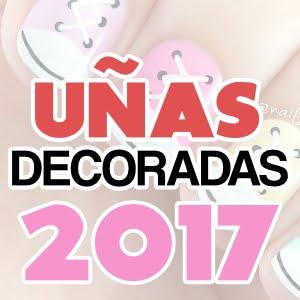 Diseños de uñas para este año, hay mucho lindos diseños y variados