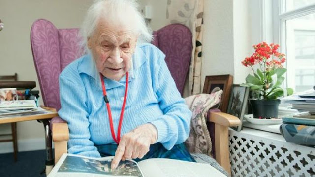 Perempuan Usia 103 Tahun Ini Mengungkap Rahasianya Umur Panjang