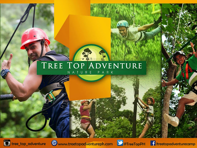 Tree Top Adventure Baguio and Subic