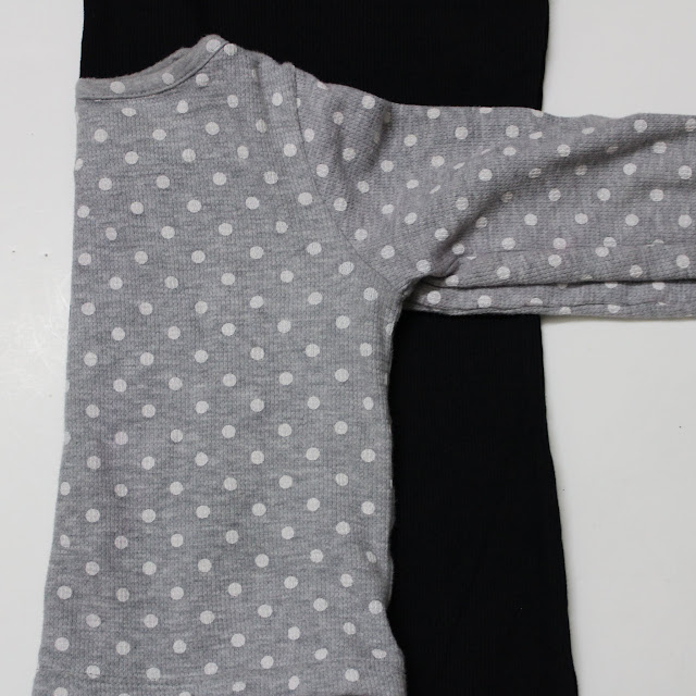 trace around an existing garment
