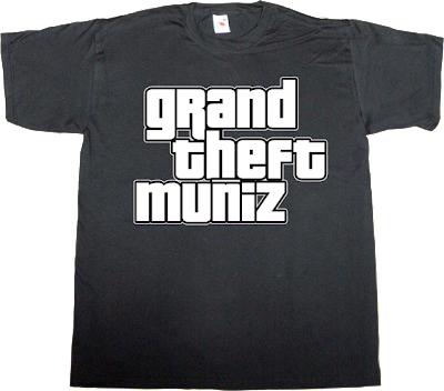 grand theft  real madrid muñiz fernández makeup useless spanish justice spain is different brand spain t-shirt ephemeral-t-shirts