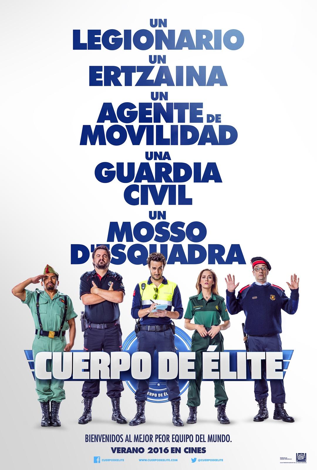 Cuerpo De Élite (26-08-2016)