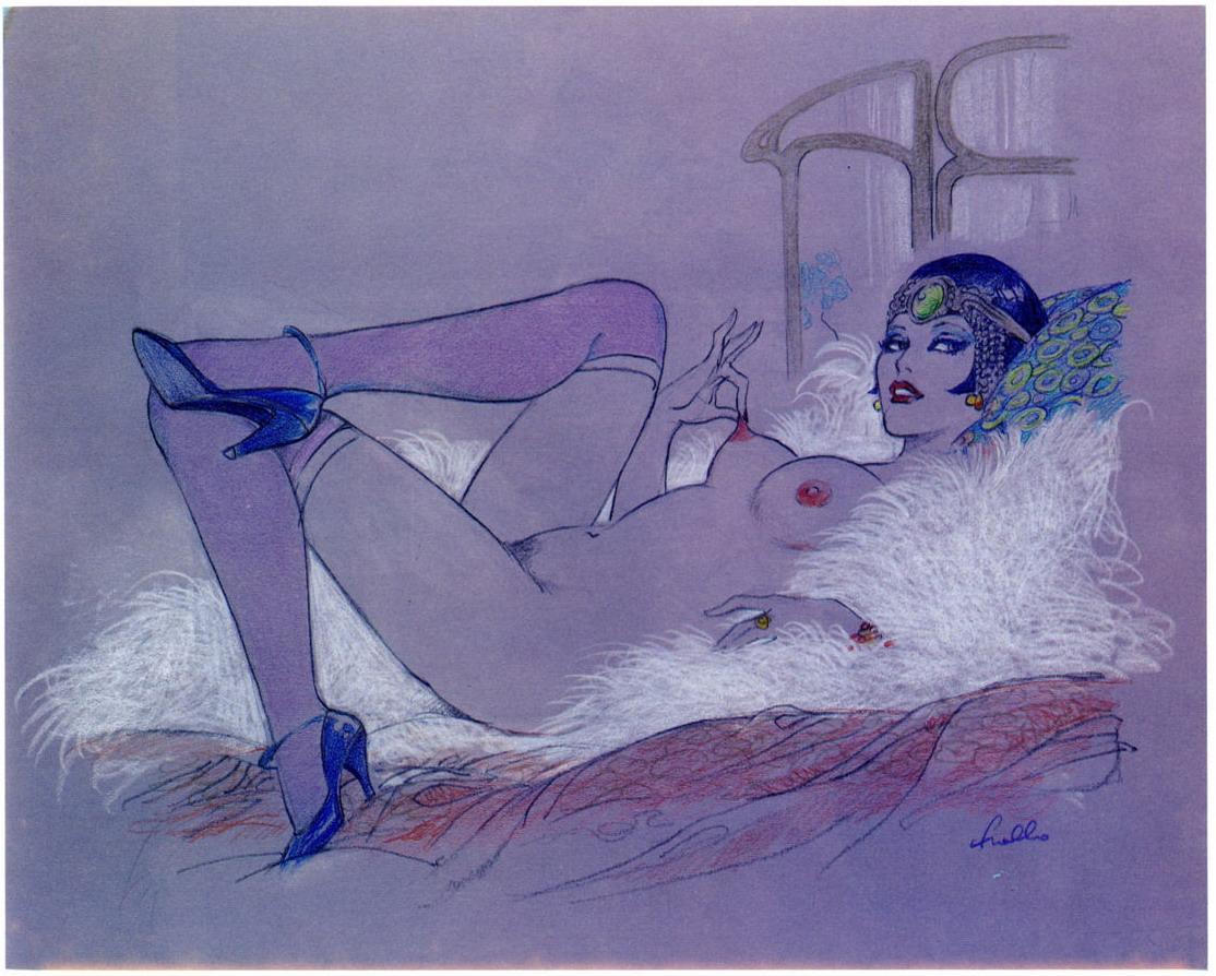 Художники эротического рисунка 23 фотография