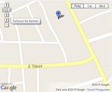 Peta kantor Pusat