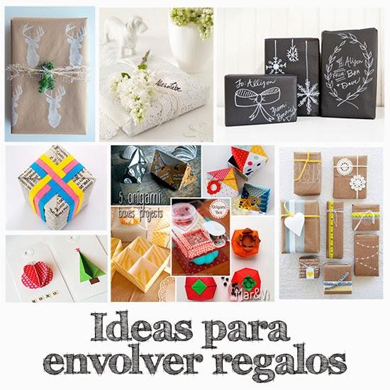 Mar vi blog ideas para envolver regalos for Ideas para envolver regalos