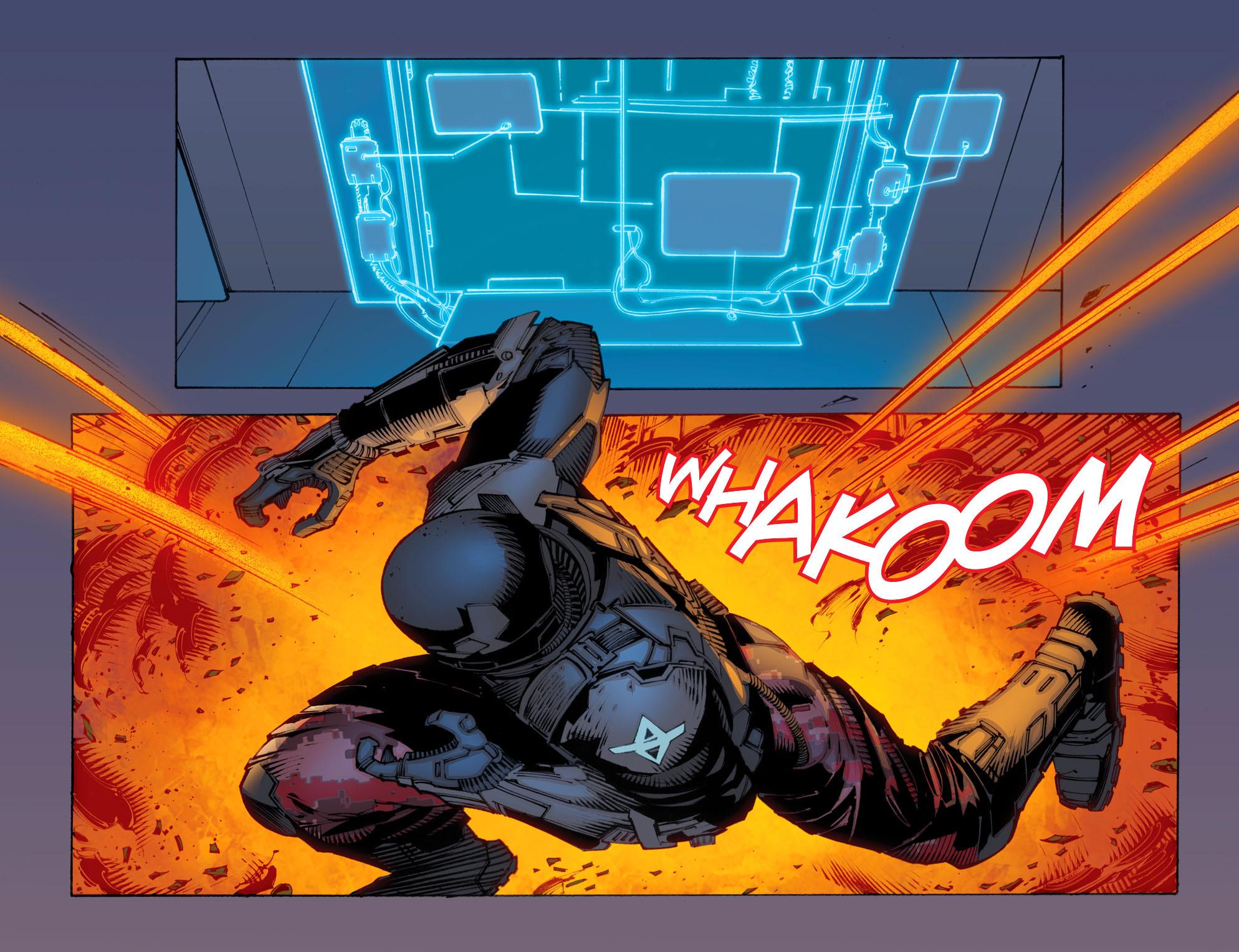 Batman: Arkham Knight [I] Issue #33 #35 - English 15