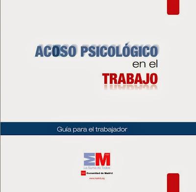 acoso,Psicológico,Trabajo