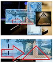 Simbol Dajjal Di Uang Rp. 50.000