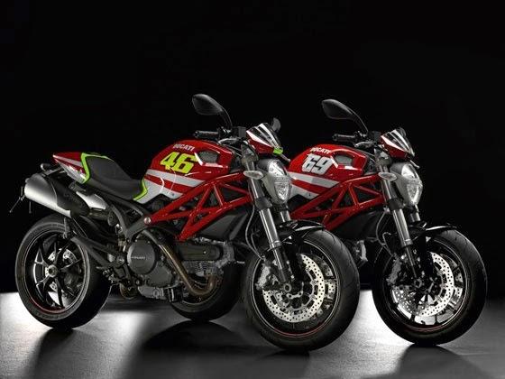 Ducati Monster Replica Motorcycles