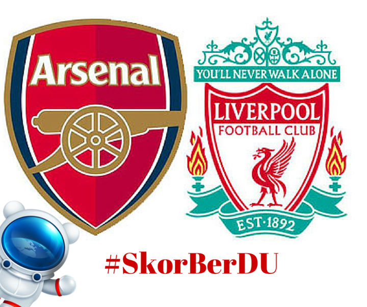 Kuis Tebak Skor Liverpool vs Arsenal Berhadiah Voucher Sport Deca Total 2 Juta