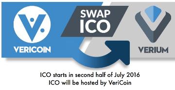 VeriCoin ICO