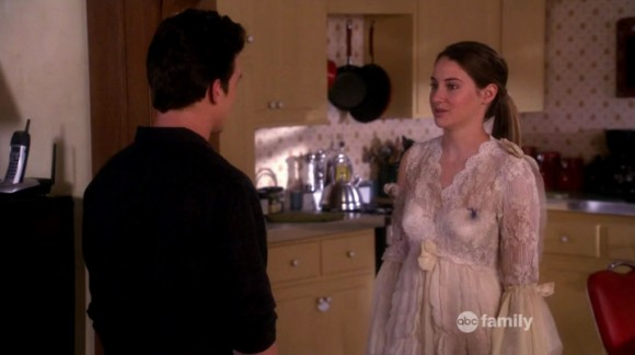 Secret life ricky and amy wedding dress