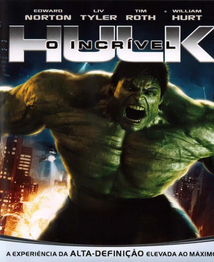 O Incrível Hulk Torrent - BluRay 720p/1080p Dual Áudio