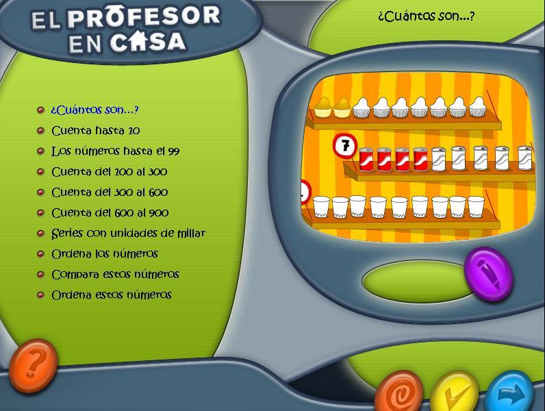 El profesor en casa 10 cds interactivo exclusivo lo peor