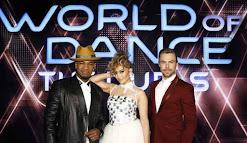WORLD OF DANCE ON NBC