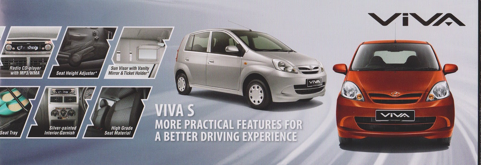 let s start with the viva s which is the