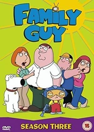 Uma Família da Pesada - 3ª Temporada Desenhos Torrent Download capa