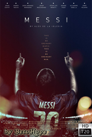 Messi [HDTV-720p] [Latino] [MEGA]