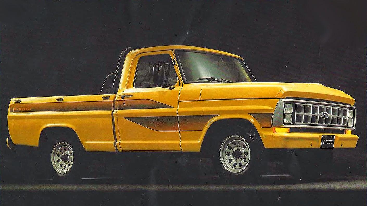 hist ria ford pickup 1989 2006 carwp. Black Bedroom Furniture Sets. Home Design Ideas