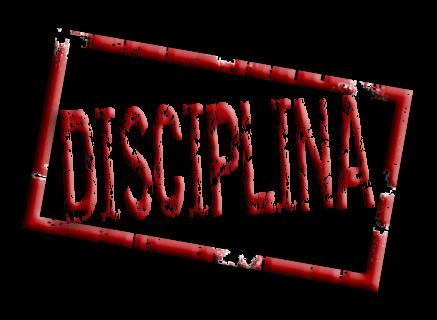 Resultado de imagem para fotos de disciplina