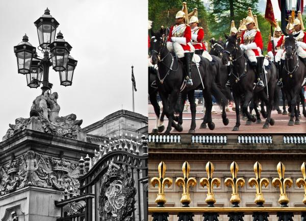Buckingham Palace London Change of the Guard