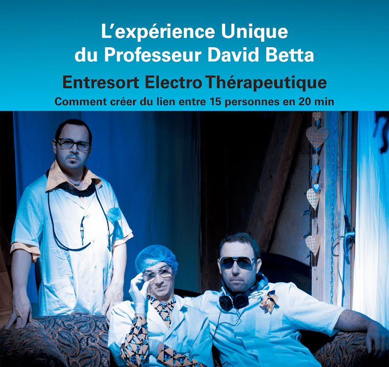 l'experience unique du professeur David Betta