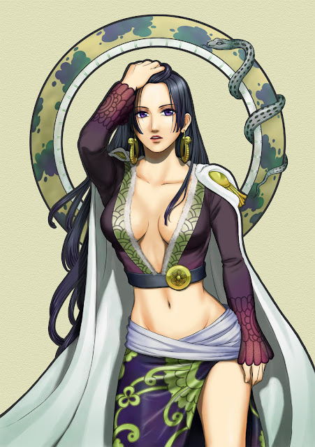 One Piece Wiki Boa Hancock by dq 01
