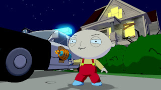 Family Guy : Back To The Multiverse (4)