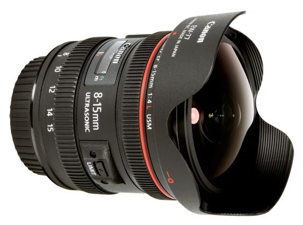 Harga Lensa Kamera Fisheye Canon 550D Terbaru