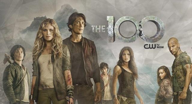 the 100 season 3, 100 tù binh phần 3