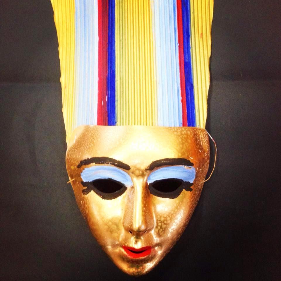 visual arts  egyptian death masks