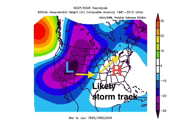 Severe Weather Outlook 2015
