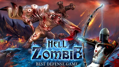 Hell Zombie v1.0.1 Apk Mod Unlimited Diamond