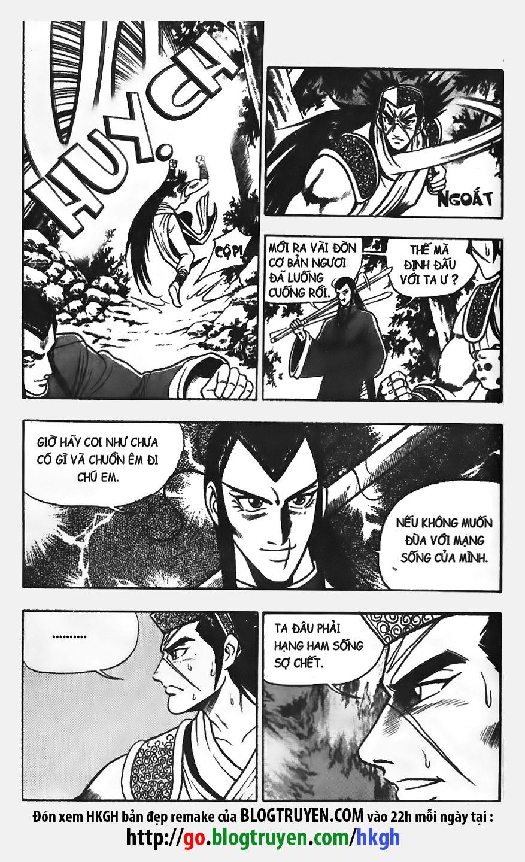 Hiệp Khách Giang Hồ chap 53 page 16 - IZTruyenTranh.com