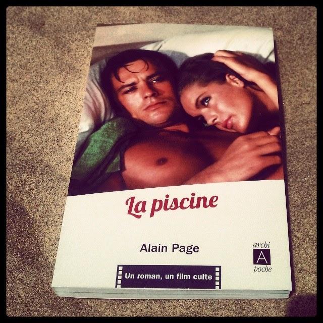 La piscine - Alain Page - Editions Archipoche - 2014