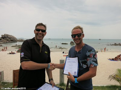 Testimonial from Lucas Alloing of the June 2015, Koh Samui IDC