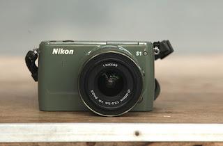 Jual Kamera Mirrorless Bekas Nikon 1 S1 Hrg. Rp. 2.850