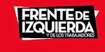 FRENTE DE IZQUIERDA Y DE LOS TRABAJDORES