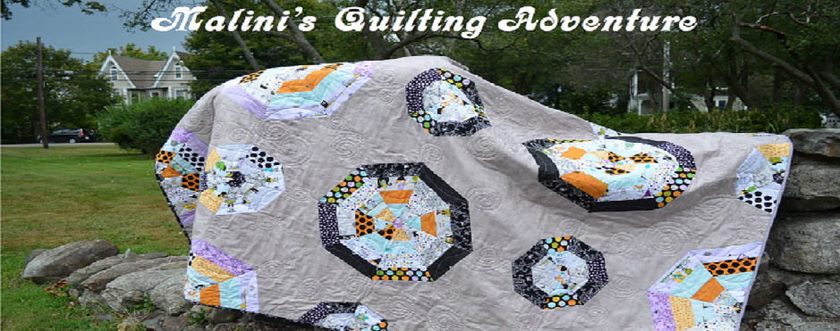 My Quilting Adventure