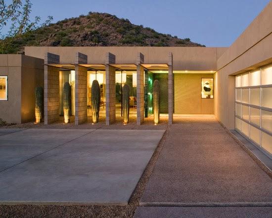 Design teras rumah minimalis