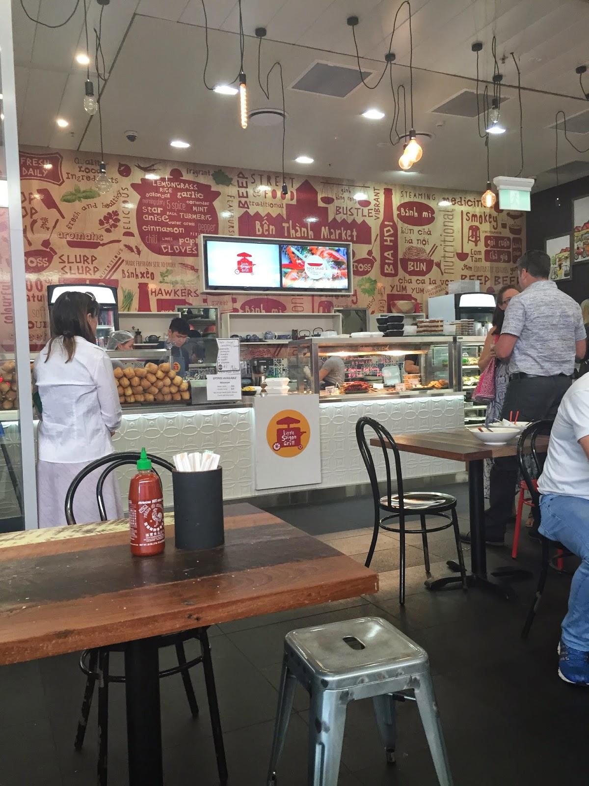 Little Saigon Grill Cassie Cakes Review