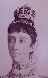 Marie Louise de Bourbon Parme 1870-1899