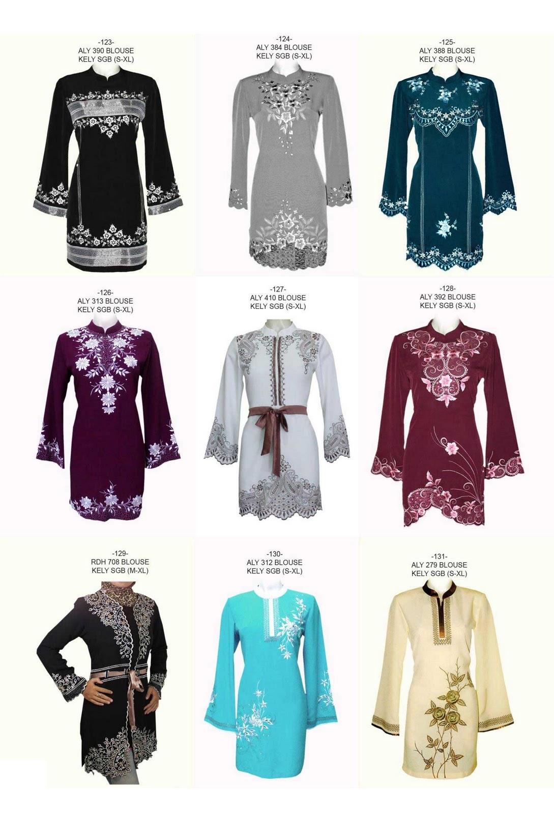 bandungmurahkatalog: Busana muslim wanita katalog1