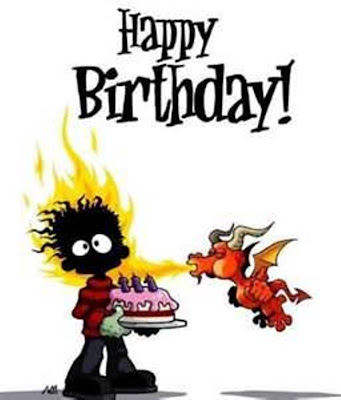 Funny Happy Birthday Picture